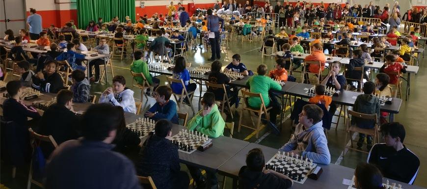 V Torneo de Ajedrez Infantil de Miralbueno