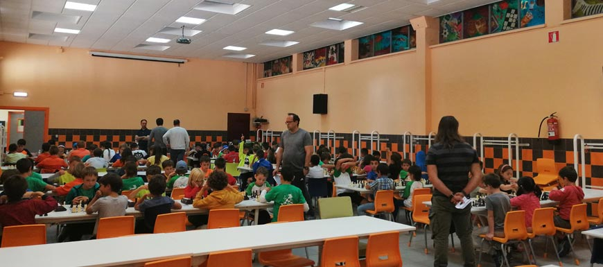 XIII Torneo de Ajedrez Escolar  Dr. Azúa