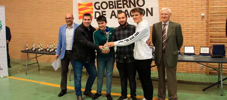 Campeonato de Aragón de Ajedrez Relámpago por Equipos 2018