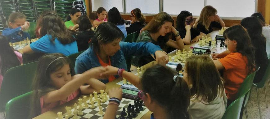VII Torneo Femenino en La Salle Montemolín