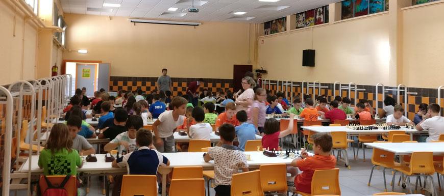 XII Torneo de ajedrez escolar Dr.Azúa