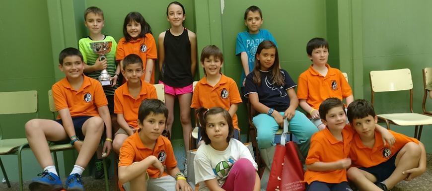 XVII Torneo Cuadrangular Delicias