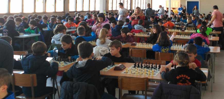 XXXV juegos deportivos individual categorias cadete-infantil-alevin-benjamin-iniciacion