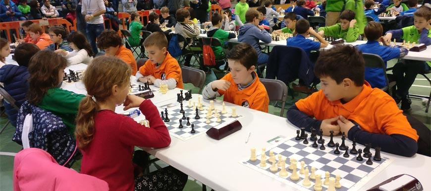 XXXVI Juegos deportivos en edad escolar equipos Zaragoza