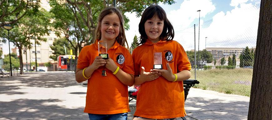 VI Torneo Ajedrez en La Calle Marie Curie