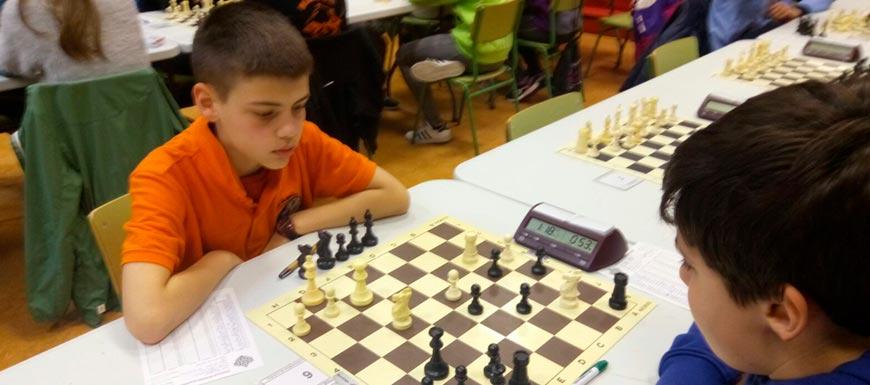 Juegos Deportivos en Edad Escolar de Aragón 2018 Categoría Infantil