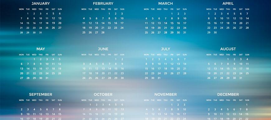 Horarios y Grupos Curso 2018-2019